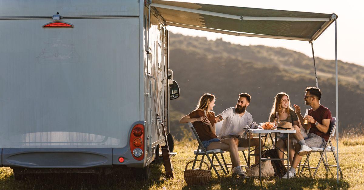 25% de réduction sur votre place de camping (NL - DE)