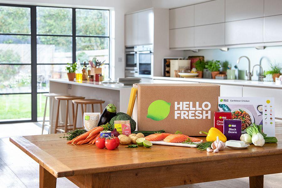 3 maanden lang HelloFresh-maaltijden ontvangen