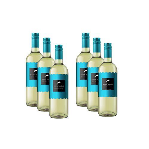 6 flessen Pescaito Blanco