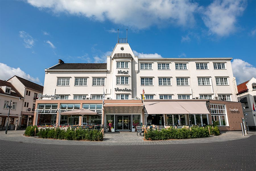 Overnachting in Hampshire Hotel Voncken in Valkenburg
