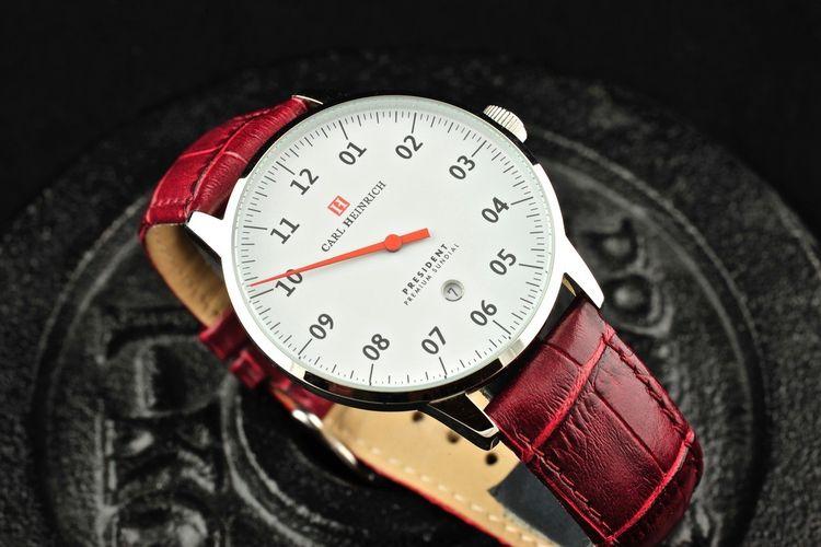 Herenhorloge van Carl Heinrich (G1704 WH-DA)