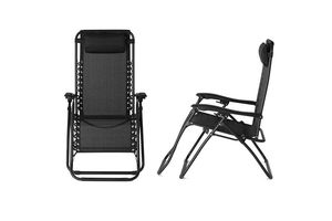 2 verstelbare ligstoelen van Outdoor 909