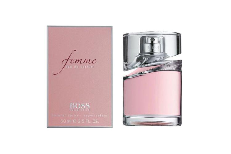 Korting Femme eau de parfum van Hugo Boss (50 ml)