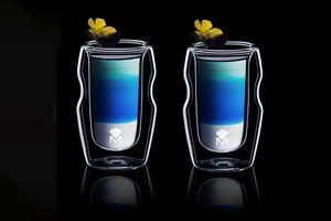 2 luxe tumblerglazen van Masterpro