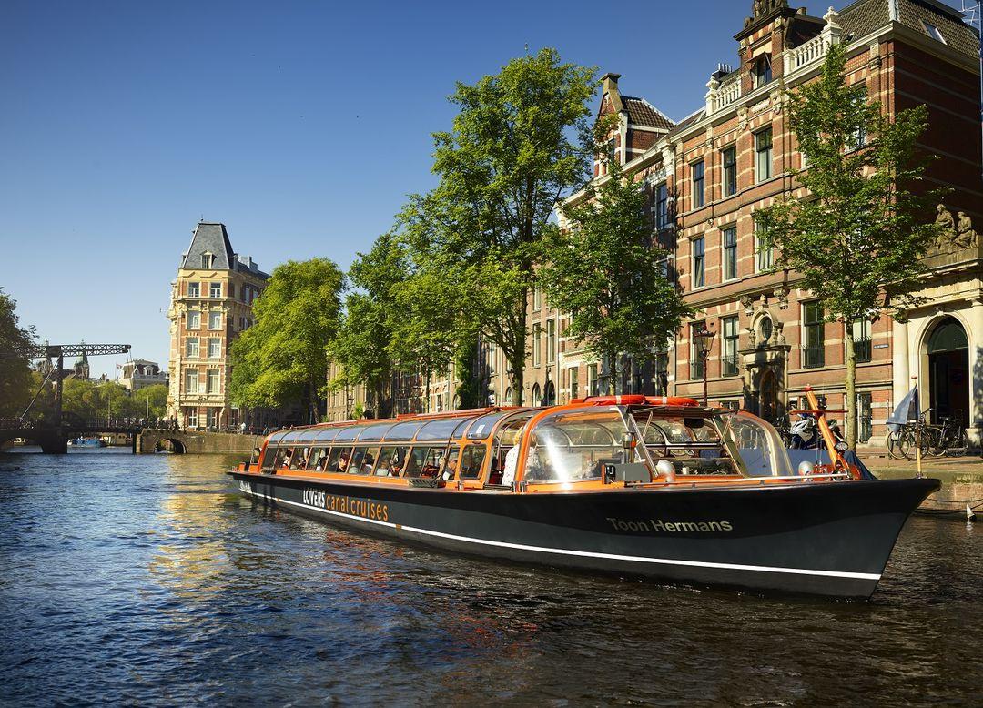 Rondvaart door de Amsterdamse grachten (2 p.) Brugge