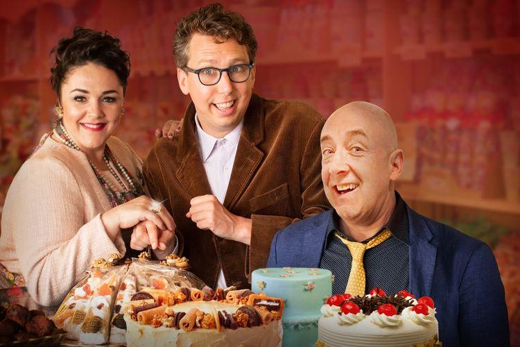 Theatershow Heel Holland Lacht met Adje van Bavel (2 p.)