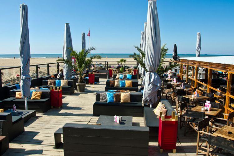 3 gangen bij Buena Vista Beach in Scheveningen (2 p.)