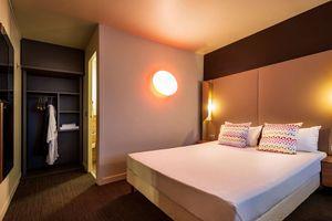 Overnachting bij verschillende Campanile Hotels
