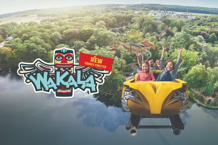 Tickets voor themapark Bellewaerde in Belgi�