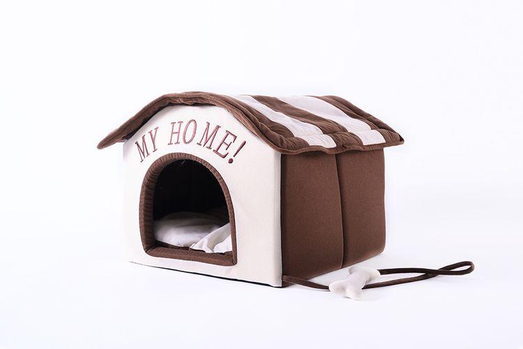 Honden- en kattenhuisje (40 x 43 x 35 cm)