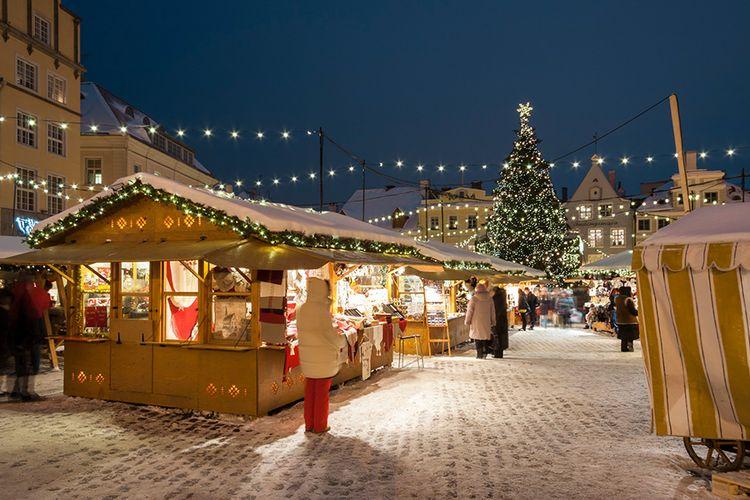 Dagtrip Naar Kerstmarkt In Nederland Belgie Of Duitsland Aanbieding