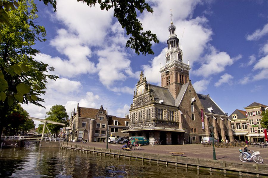 Overnachting met ontbijt in het centrum van Alkmaar