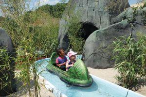 Ticket voor Jungle City (2 volwassenen en 2 kinderen)