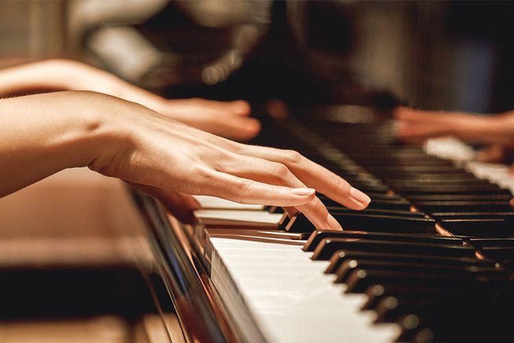 Online cursus pianospelen (1 p.)