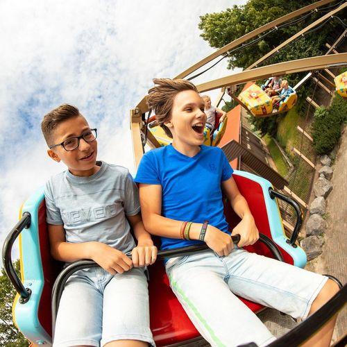 Tickets Attractiepark Slagharen