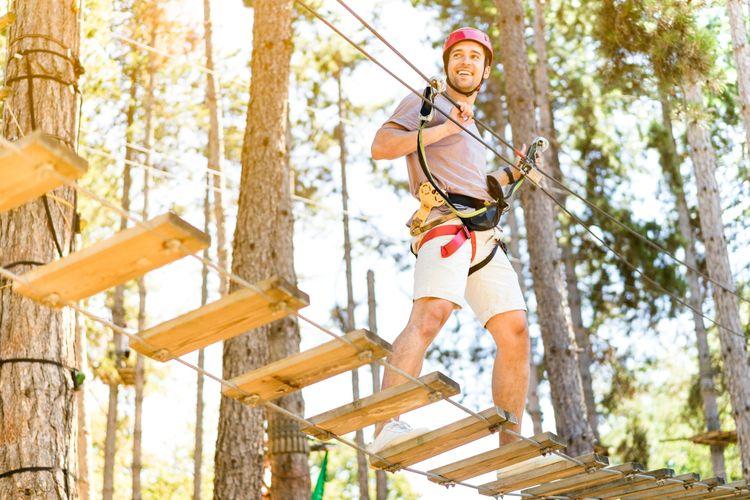 Ga deze extreme uitdaging aan: Eventsbakery Klimpark