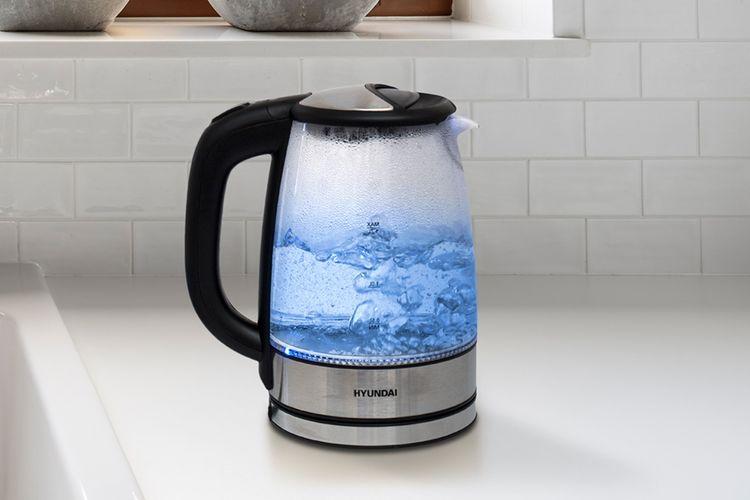 Glazen waterkoker van Hyundai (1,7 liter)