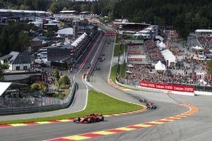 2 zitplaatsen voor de Formule 1 GP van België 2021