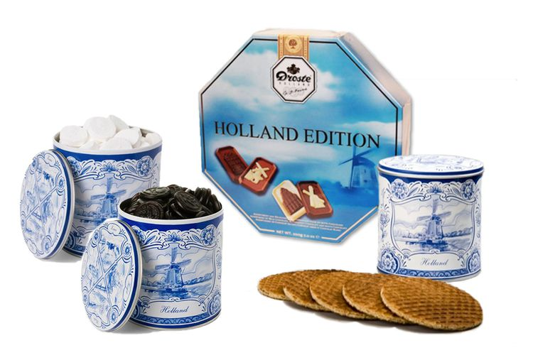 Hollands snoeppakket van Guilty Candy Store