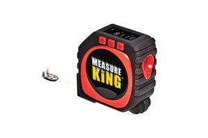 3-in-1 rolmaat van Measure King