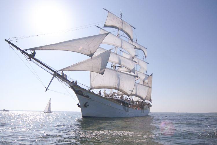 Dagtocht aan boord van zeilschip de 'Stedemaeght'