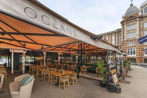 3 gangendiner voor 2 bij Oceans Square in Scheveningen