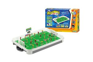 Compacte voetbaltafel (50 x 36 x 9 cm)