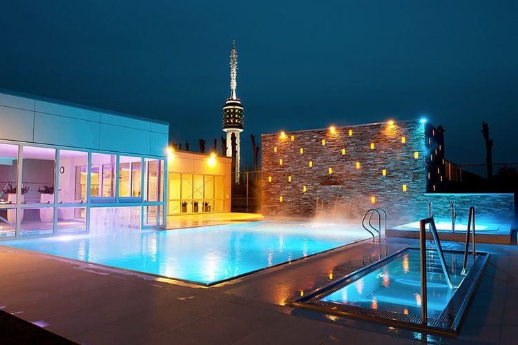 Saunadag bij Vitae Wellnessresort Goes in Zeeland (2 p.)