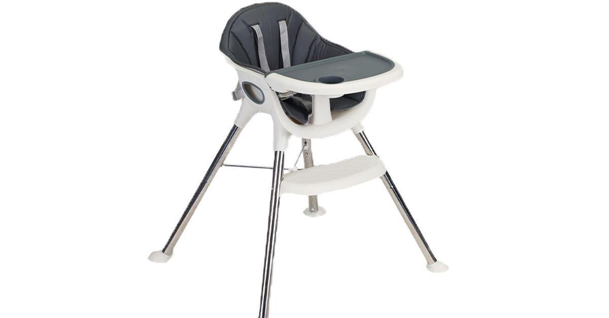 Chaise haute Ecotoys