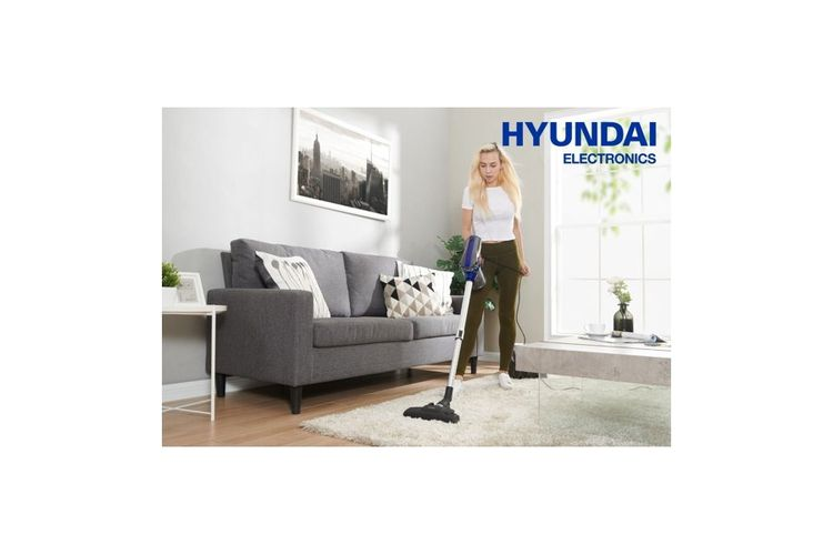 Tweedekansveiling Hyundai Steelstofzuiger 600W