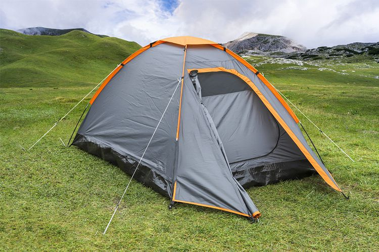 2-persoonskoepeltent (210 x 150 x 110 cm)