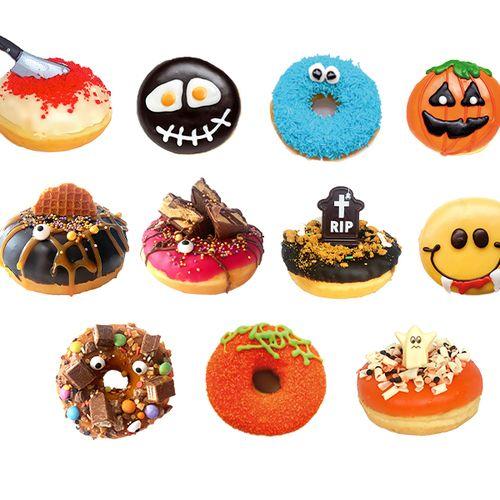 VakantieVeilingen 24 donuts van Dunkin'