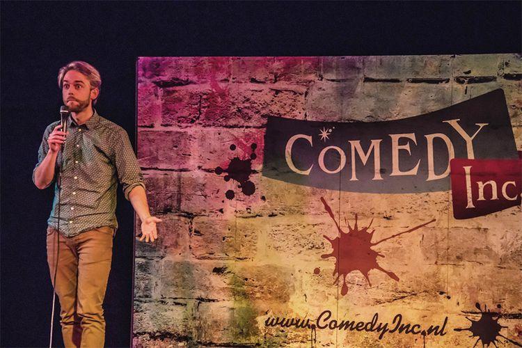 Stand-up comedy bij Circus Hakim in Haarlem (2 p.)
