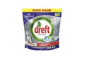 Vaatwascapsules van Dreft (90 capsules)