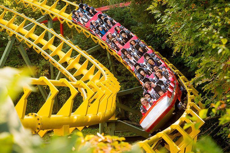 Korting 2 tickets voor Avonturenpark Hellendoorn