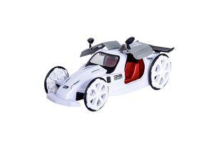 Raceauto op zonne-energie (bouwpakket)