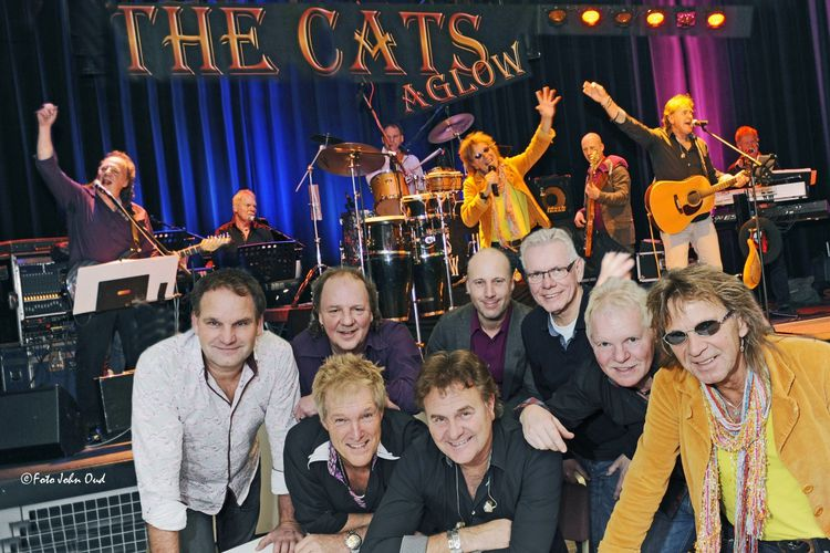 The Cats Aglow Band in Leeuwarden (2 p.)