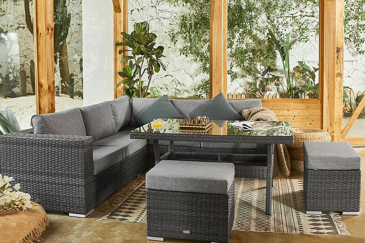 Salon de jardin Table haute - Salon de jardin Feel Furniture ...