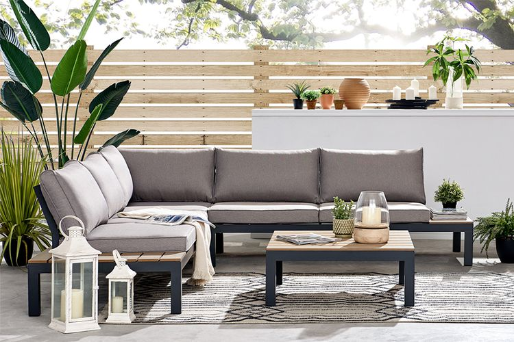 Tuin Loungeset Veiling.Loungeset Tuinmeubel Palma Aluminium Loungeset Van Feel Furniture