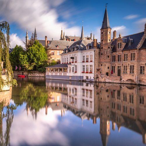 1 overnachting in 4-sterrenhotel de'Medici in Brugge
