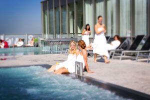 Bieden Relaxdag bij Wellnessresort Sittard in Limburg (2 p.)