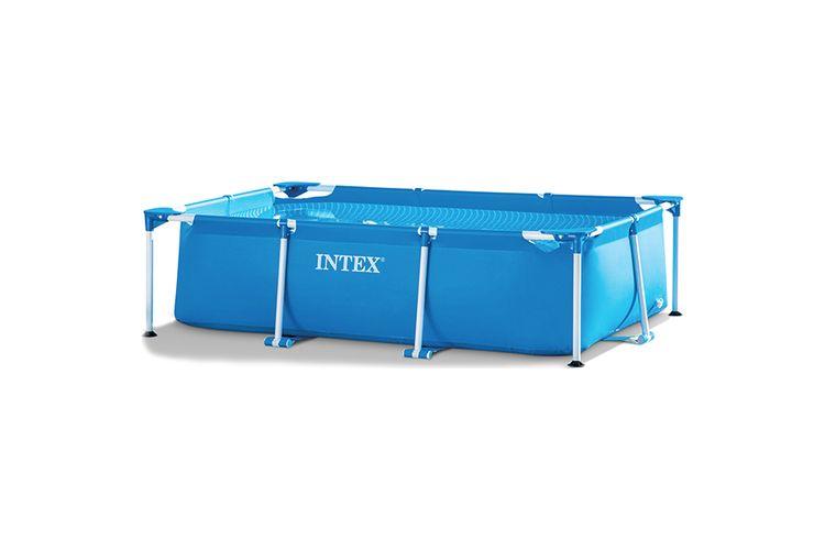 Intex familiezwembad met frame (260 x 160 cm)