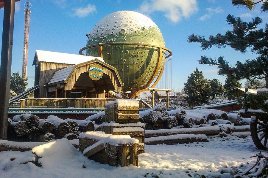 Wintertickets voor Attractiepark Slagharen (2p.)