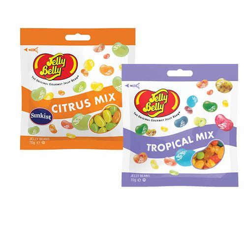 24 snoepzakjes van Jelly Beans