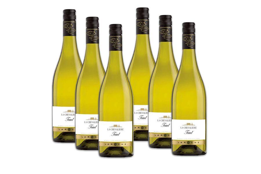 6 flessen Laroche Terret La Chevaliere (750 ml)