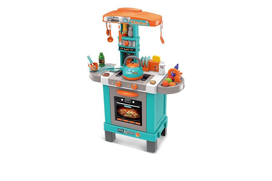 Speelgoedkeuken met geluid en licht (64 x 29 x 87 cm)