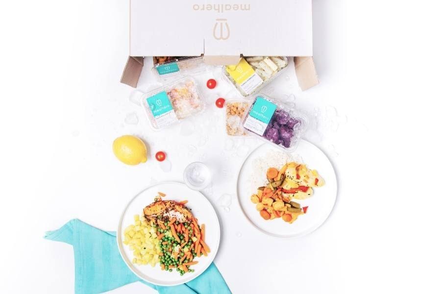 Mealhero: maaltijdbox met 8 maaltijden