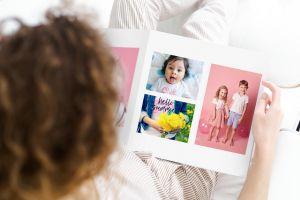 XL fotoboek (vierkant 30x30) van Timbler.com