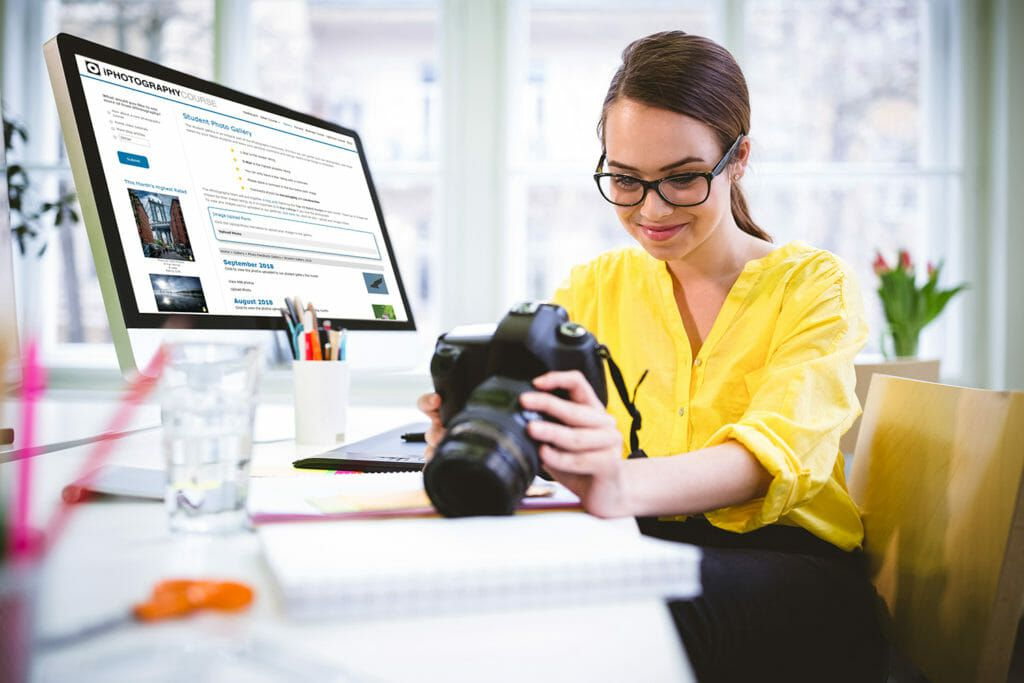 Online cursus Photoshop bij iPhotography
