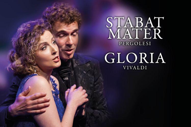 Klassiek concert Stabat Mater & Gloria in Leiden (2 p.)